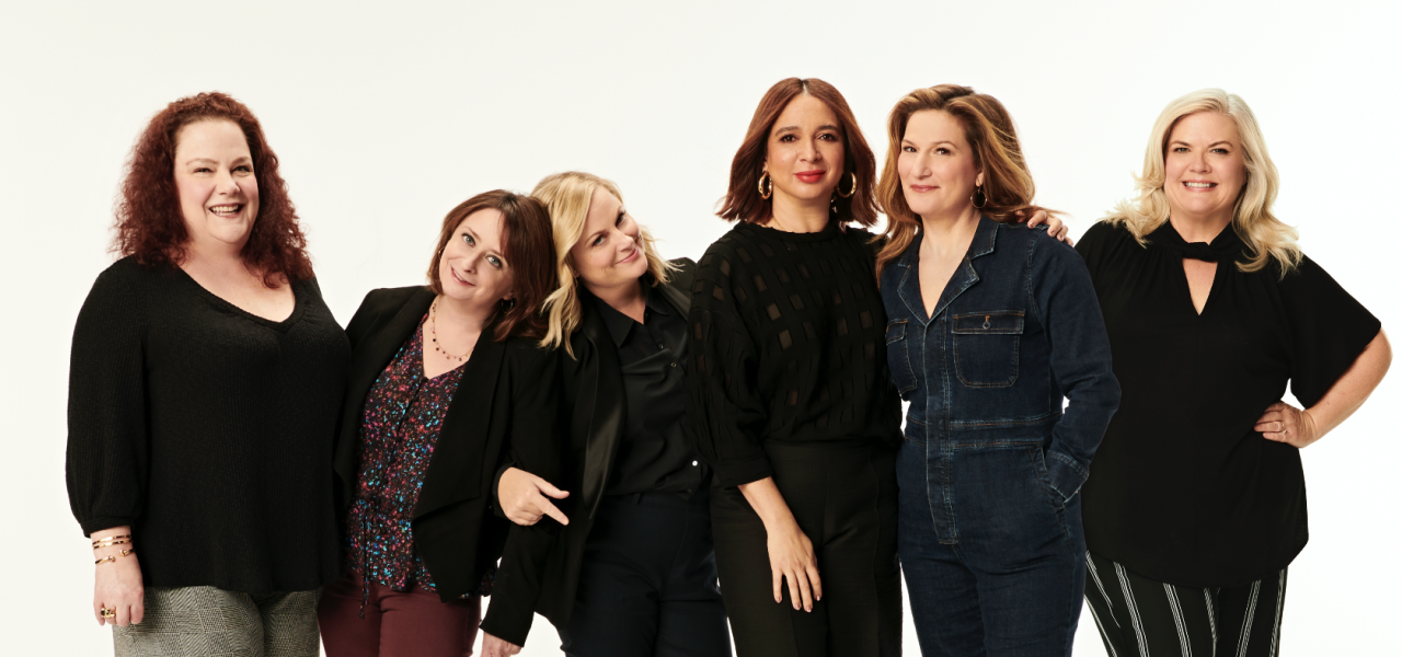 Amy Poehler and Rachel Dratch Interview