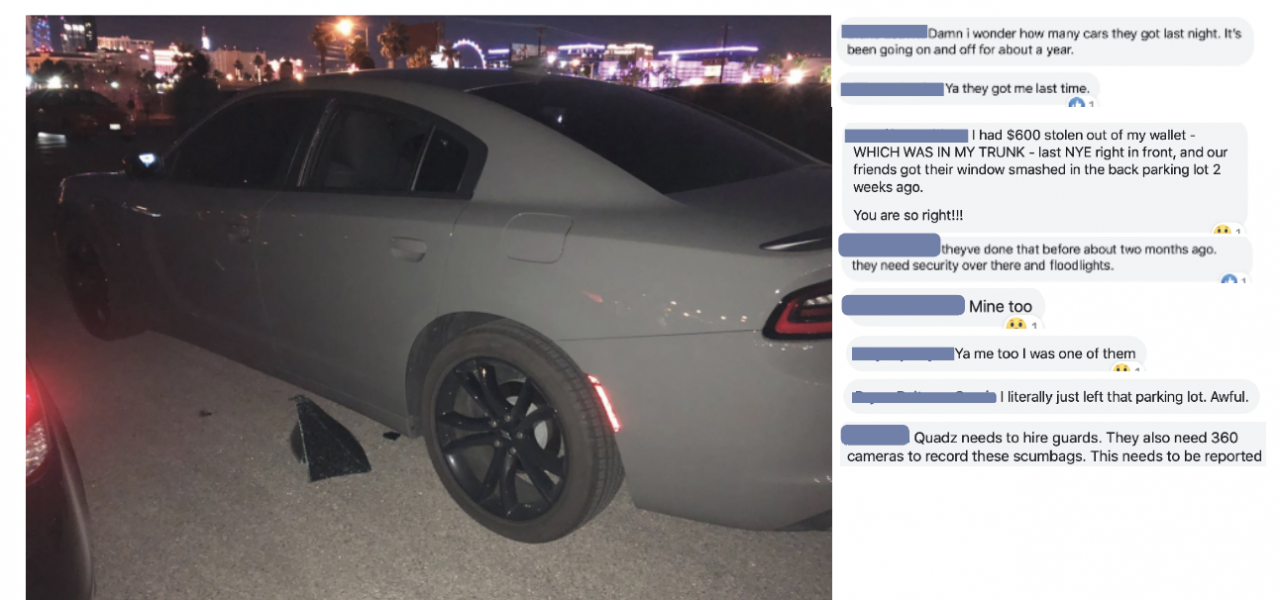 """Community complains their vehicles are constantly vandalized in LGBTQ+ """"Loop"""""""