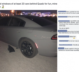 "Community complains their vehicles are constantly vandalized in LGBTQ+ ""Loop"""