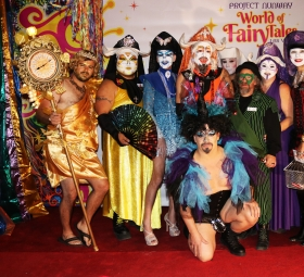 'World of FairyTales' proves a magical Vegas night, a 'Project Nunway' with Sin Sity Sisters