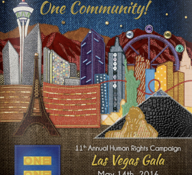11th Annual HRC Gala at the Cosmopolitan Las Vegas